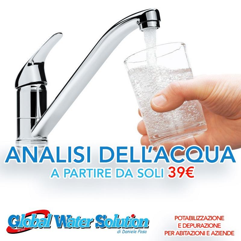Alta concentrazione di arsenico nell'acqua: eliminiamolo per sempre!